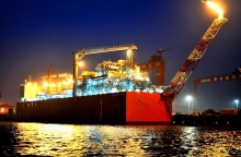 Exmar LNG Infrastructure LNG FLNG FSRU LNGRVLNG bunkering LNG shipping Floating LNG Infrastructure Upstream Downstream Midstream LNG Logistics Small scale LNG Mid scale LNG Large scale LNG Energy logistics Integrated LNG value chain LNG solution Floating
